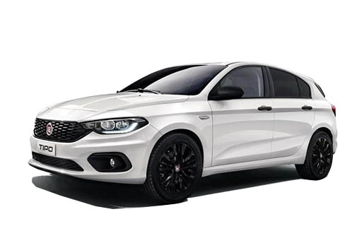 Fiat tipo sedan | Horeftakis tours | Rent a car |
