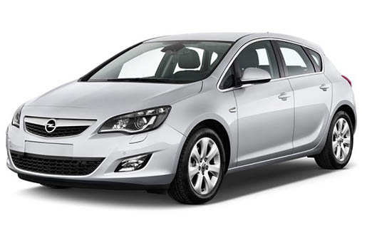 Opel Astra | Horeftakis tours | Rent a car |