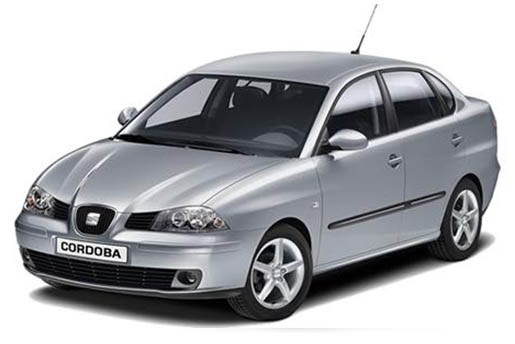 Seat cordoba | Horeftakis tours | Rent a car |