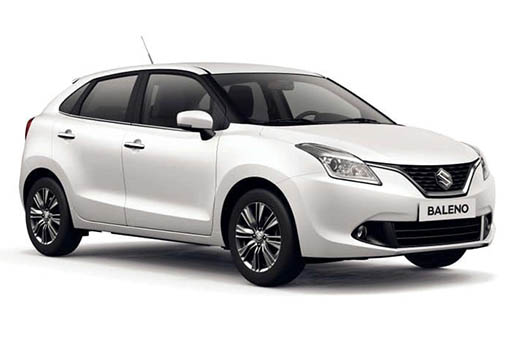 Suzuki baleno | Horeftakis tours | Rent a car |